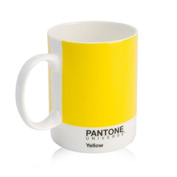 Pantone Universe Mug, Yellow