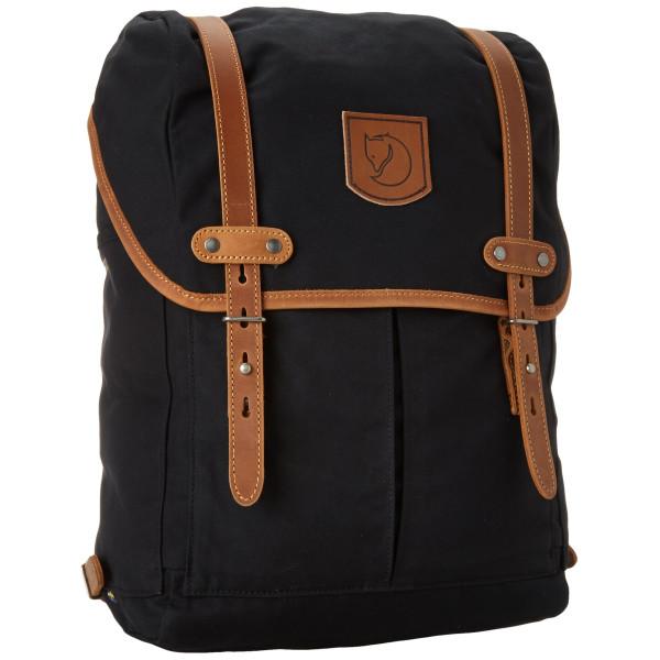Fjällräven Rucksack No.21 daypack Black, Small