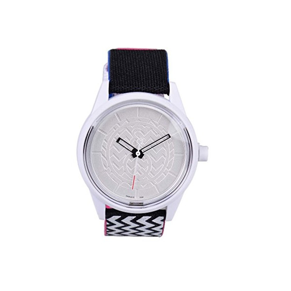 "Solar Powered Watch by Tic-Fashion 50 Meter WR White Dial ""Solar Drive"""