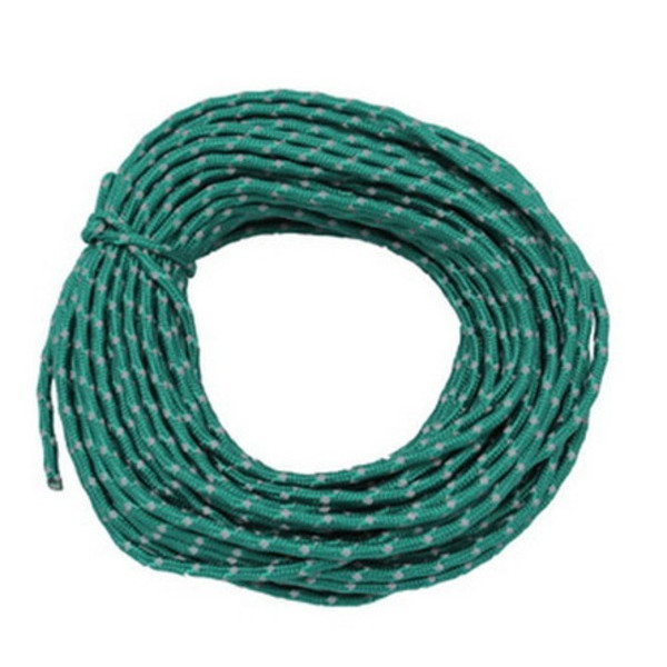 Nite Ize Reflective Cord, 50 Feet, Green