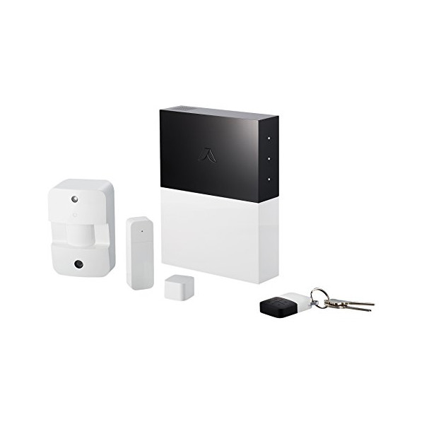 abode Connected Home Security & Automation Starter Kit