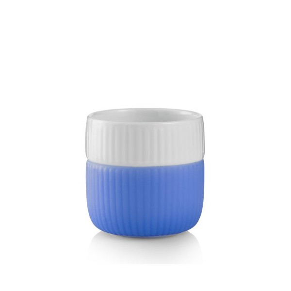 Contrast Espresso Cup, Sky by H.C. Gjedde for Royal Copenhagen