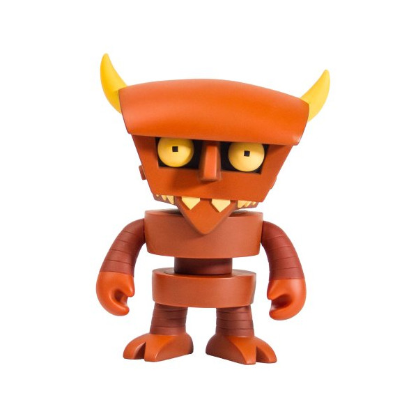 Kidrobot Futurama Robot Devil 6-inch Vinyl Figure
