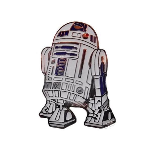 Star Wars R2D2 Full Figure Enamel PIN