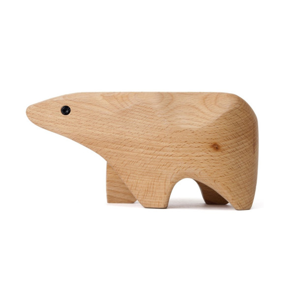 Areaware Polar Bear Trinket Box