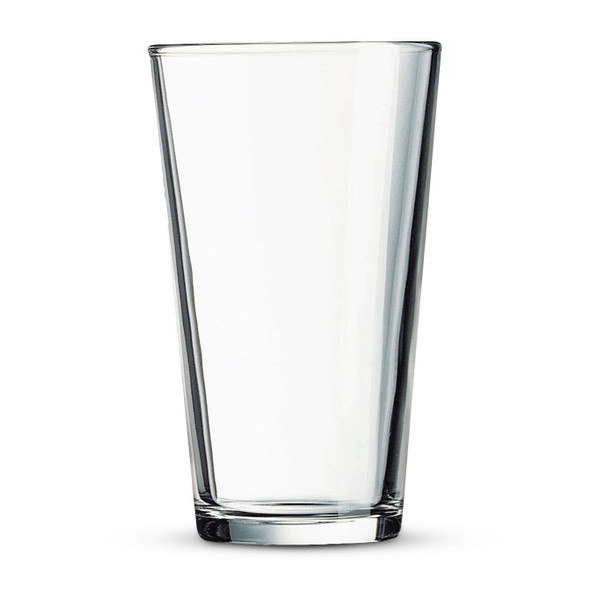 Luminarc Pub Glass, 16-Ounce, Set of 10