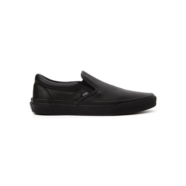 Vans Unisex Authentic Decon Leather Sneaker, Black