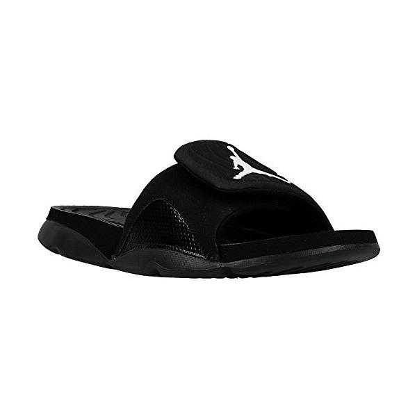 Nike Men's Jordan Hydro 4 Black 705163-010 (SIZE: 10)