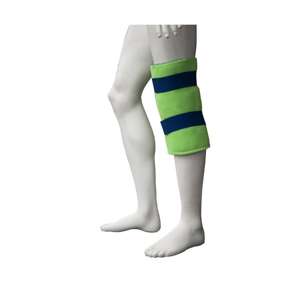 Brownmed Polar Ice Standard Knee Wrap (Color may vary)