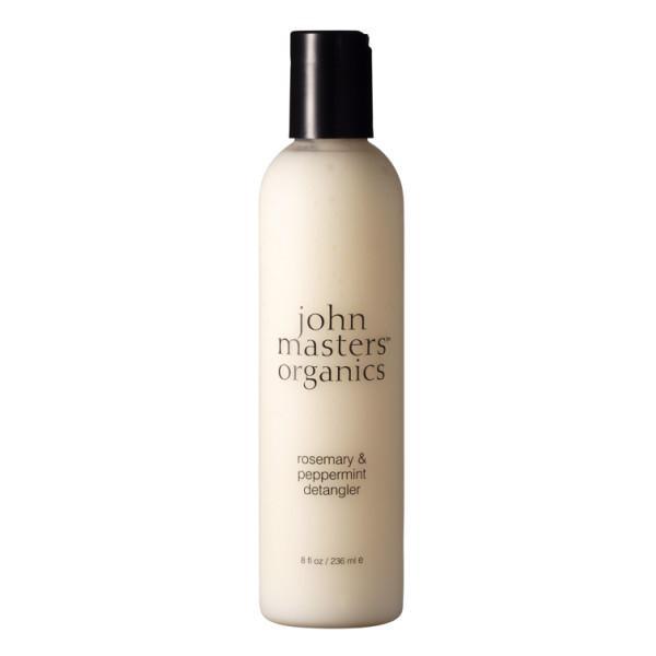John Masters Organics Rosemary & Peppermint Detangler, 8 fl oz liquid