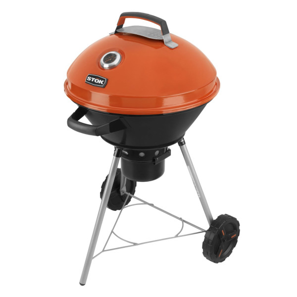 Stok SCC0070N Drum Charcoal Grill (Discontinued by Manufacturer)