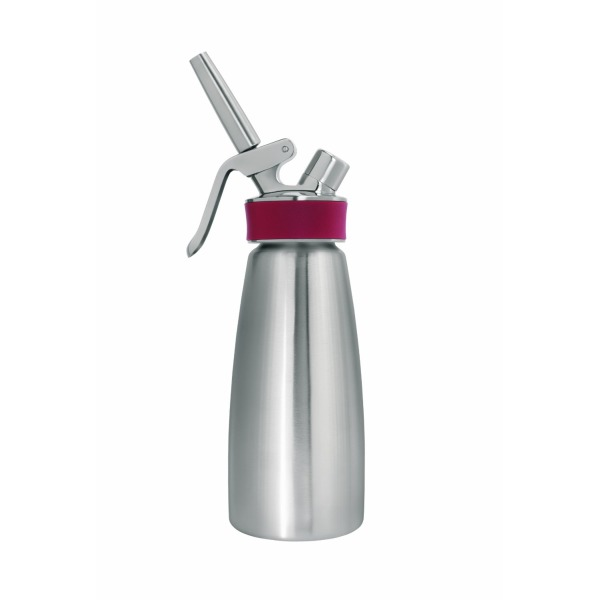ISI Gourmet Whip 1 Quart PLUS - Stainless Steel - Model 170301.
