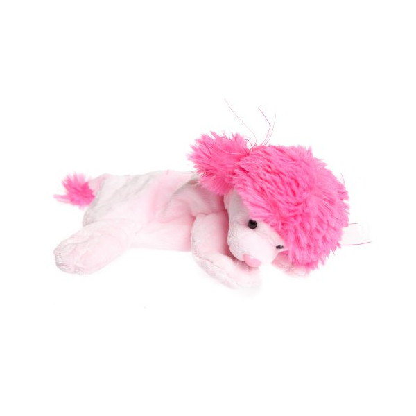 Plush Animal Pencil Case for Stationary - Poodle