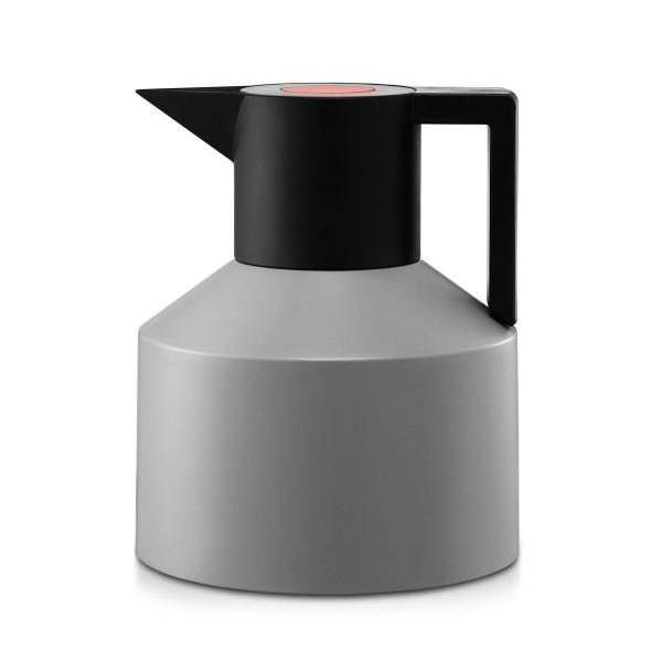Geo Vacuum Flask, Black