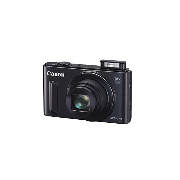 Canon PowerShot SX610 HS (Black)