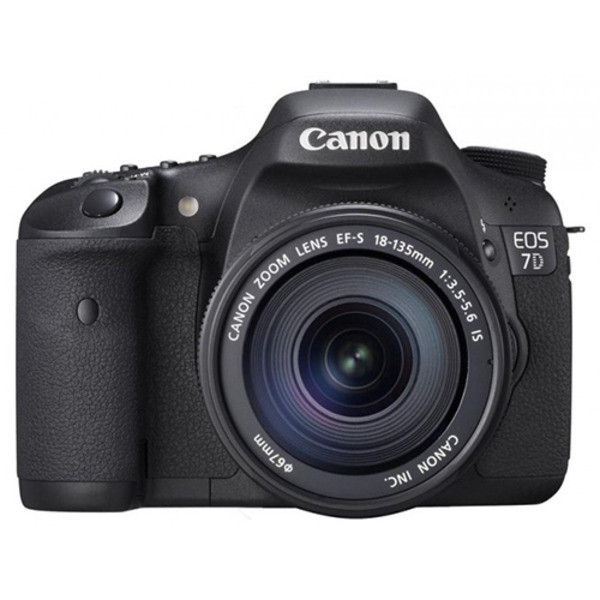 Canon EOS 7D 18 MP CMOS Digital SLR Camera