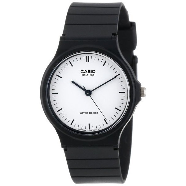 Casio Men's Black Casual Watch
