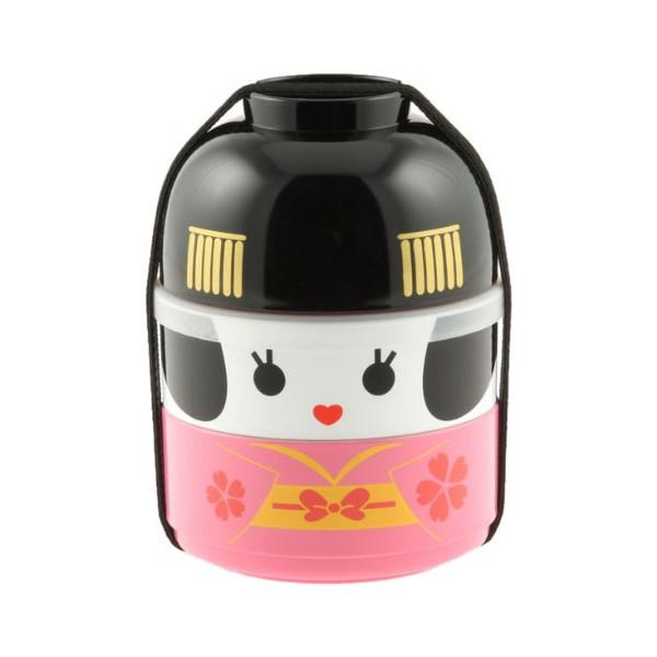 Kotobuki Geisha Doll Bento Set