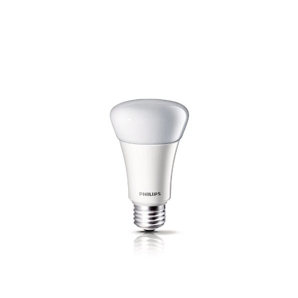 Philips LED Dimmable Soft White Light Bulb, 11-Watt (60-Watt Equivalent)