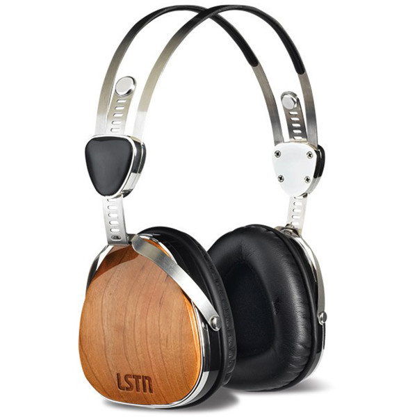 LSTN Headphones, Zebra