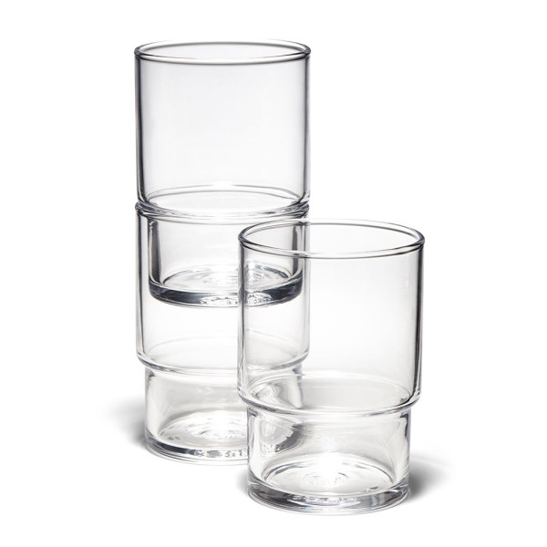 Toyo Sasaki HS Stackable Glass Tumbler