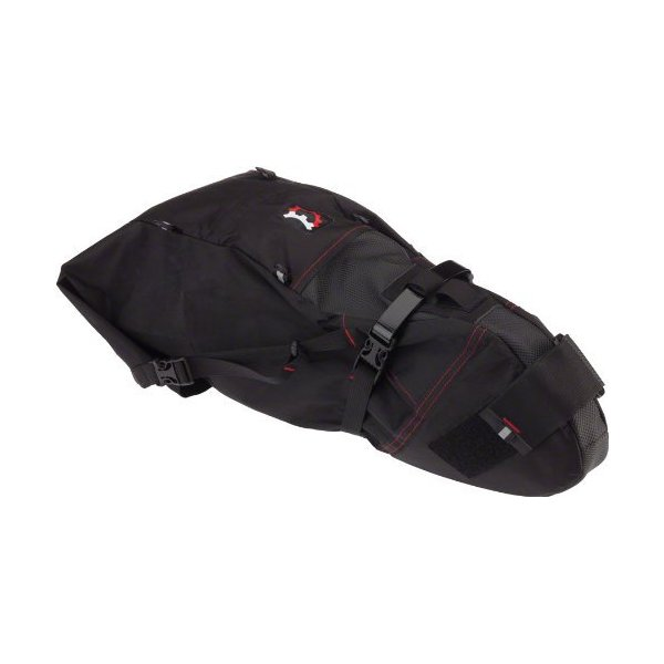 Revelate Design Viscacha Seat Bag: Black
