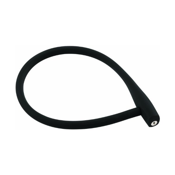 Knog Kabana Cable Lock with Bracket (Black)
