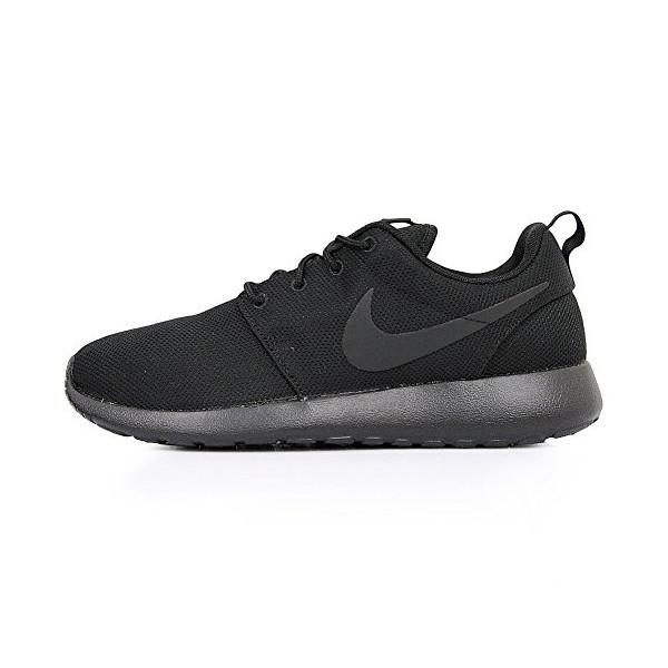"""Nike Rosherun """"Triple Black"""" Black/Black (511881 099)Size 10 M US"""
