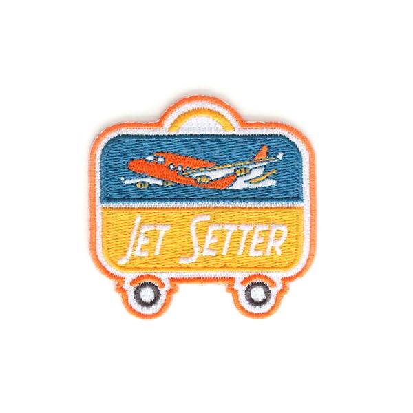 Patch, Jet Setter
