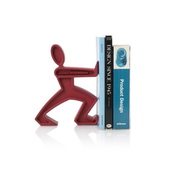 Black+Blum James the Bookend (Red)