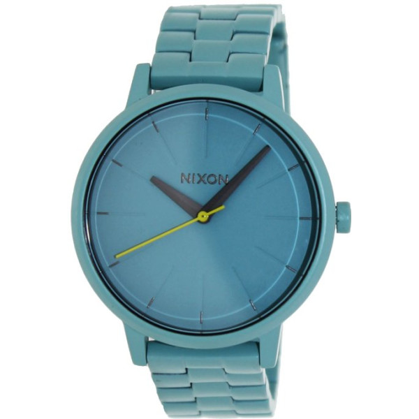 Nixon Kensington Glod Dial Women's Quartz Watch - A099-897