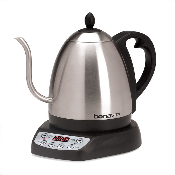 Bonavita 1-Liter Variable Temperature Gooseneck Kettle