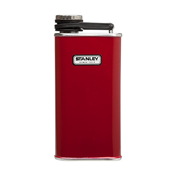 Stanley Classic Flask - 8oz Red, One Size
