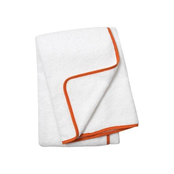 Jonathan Adler Piped Bath Towel, Orange