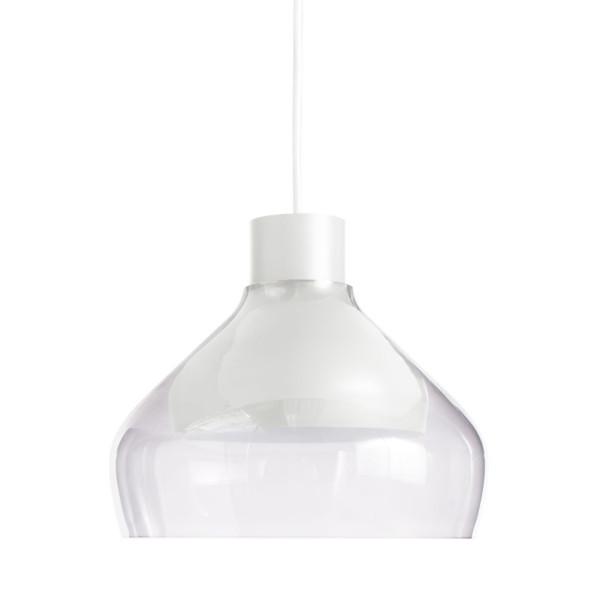 Blu Dot Trace 4 Pendant Light, White