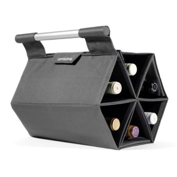 Ultimate Wine Bottle Carrying Case