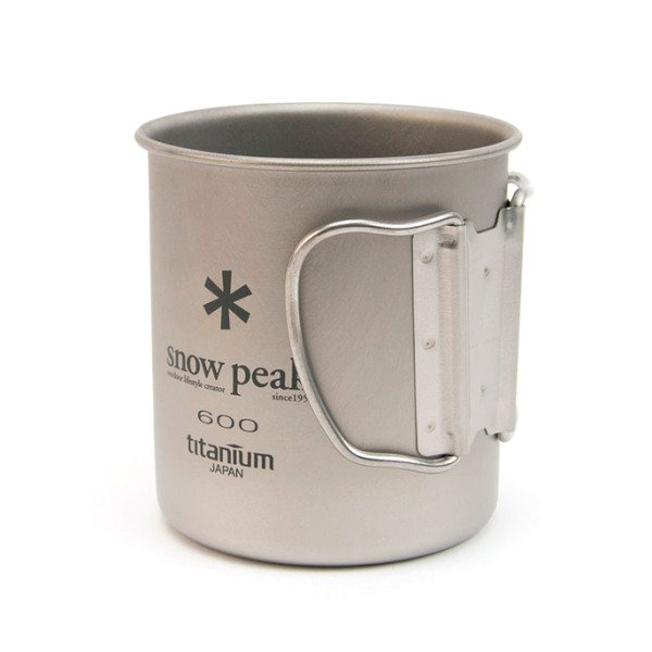 Snow Peak Double Wall 600 Cup