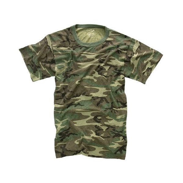 Rothco Vintage Woodland Camouflage T-Shirt