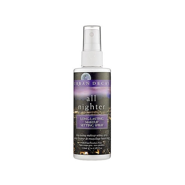 Urban Decay All Nighter Long-Lasting Makeup Setting Spray 4 oz