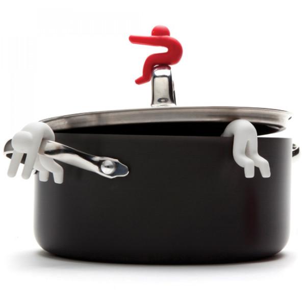Monkey Business Lid Sid Pot Steam Vent