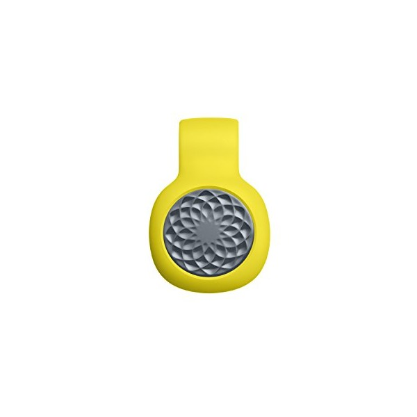JAWBONE Up Move Activity Tracker, Slate with Yellow Clip