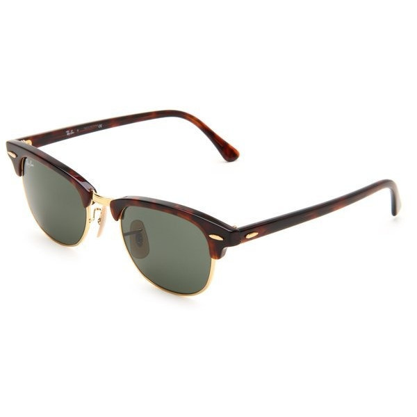 Ray-Ban New Clubmaster Sunglasses, Non-Polarized