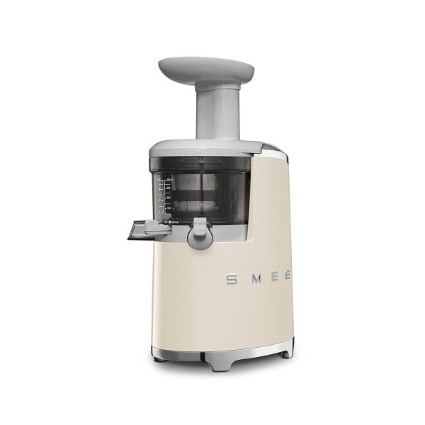 Smeg Retro Style Aesthetic Slow Juicer, Cream - $600 on Amazon