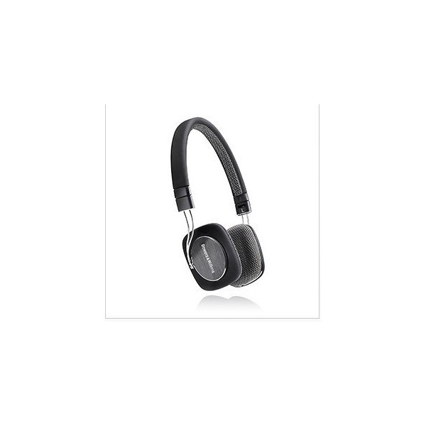 Bowers & Wilkins P3 Headphones Black