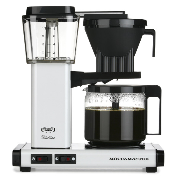Technivorm-Moccamaster KBG 741 10-Cup Coffee Brewer with Glass Carafe