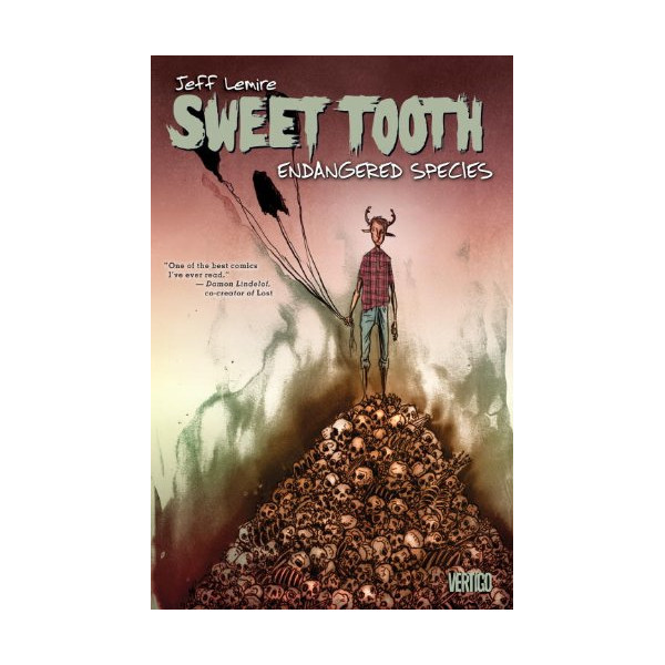 Sweet Tooth Vol. 4: Endangered Species