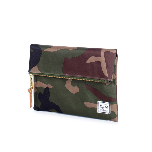 Herschel Supply Co. Carter Small Pouch, Camo, One Size