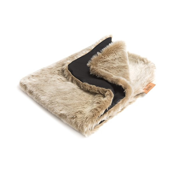 Nufnuf Rabbit Skin Dog Blanket With Stopper