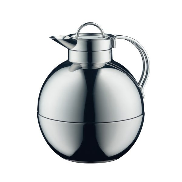 Alfi 'Kugel' (Sphere) Insulated Thermos Can 0.94 L Polished Stainless Steel