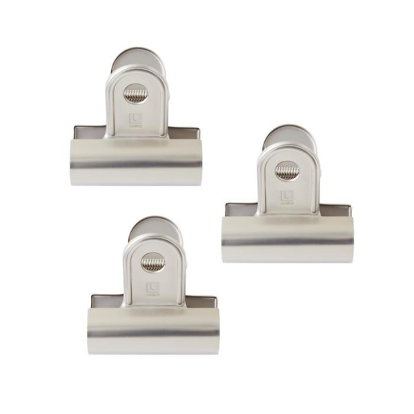 Umbra Clipper Metal Wall-Hook, Set of 3